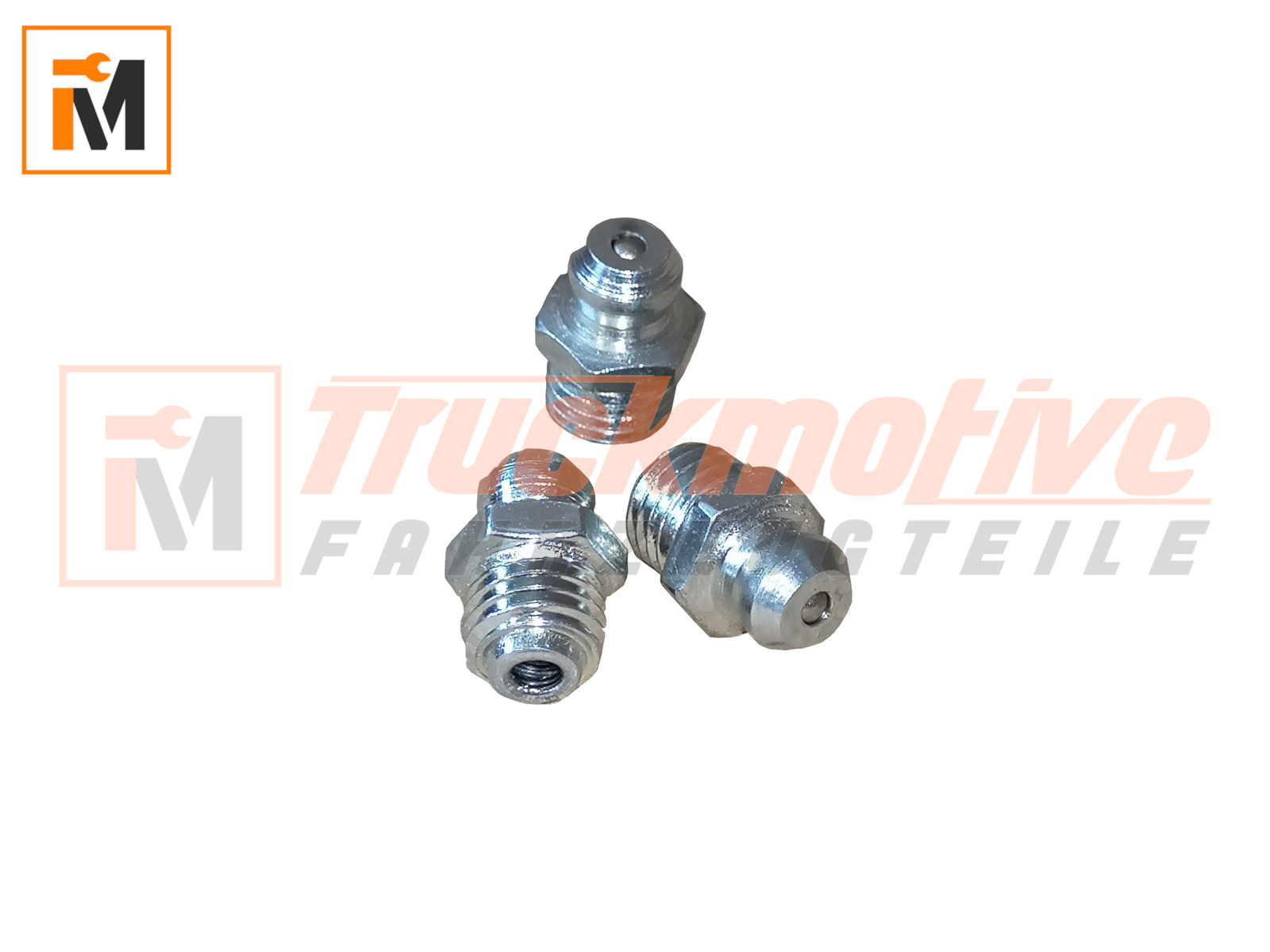 100-tlg Schmiernippel Set Fettnippel Sortiment M8 M10 abgewinkelt 45/° 90/°180/° KFZ Kegel Set